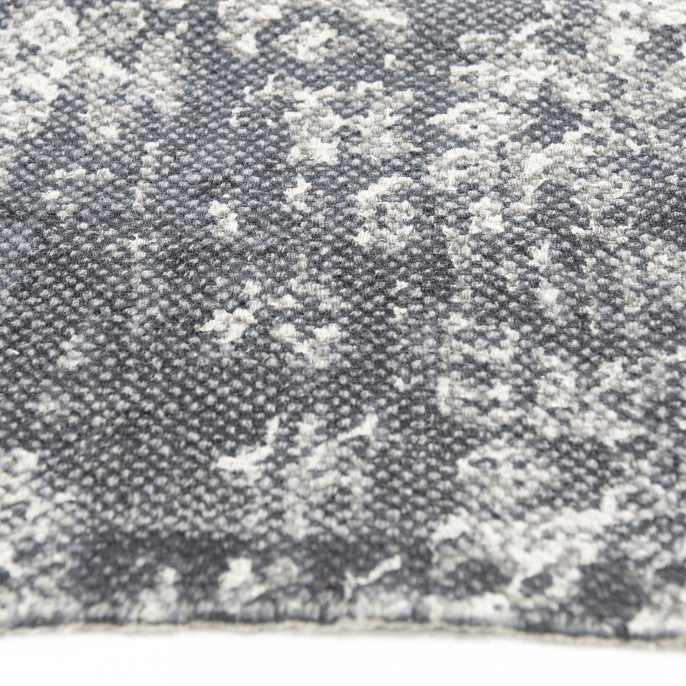 Ковер Giro серого цвета