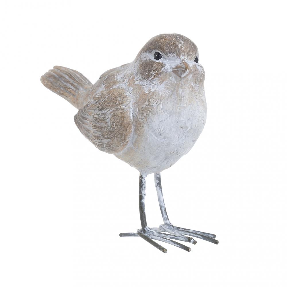 Статуэтка Птичка Воробей