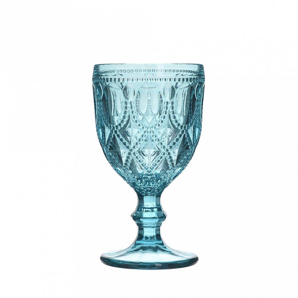 Набор бокалов, 6 шт. Lory бирюзового цвета