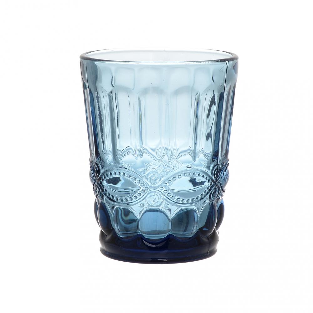 Набор бокалов, 6 шт. Rony синего цвета