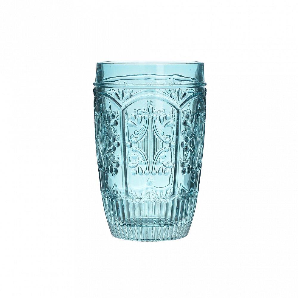 Набор бокалов, из 6 шт. Lora синего цвета
