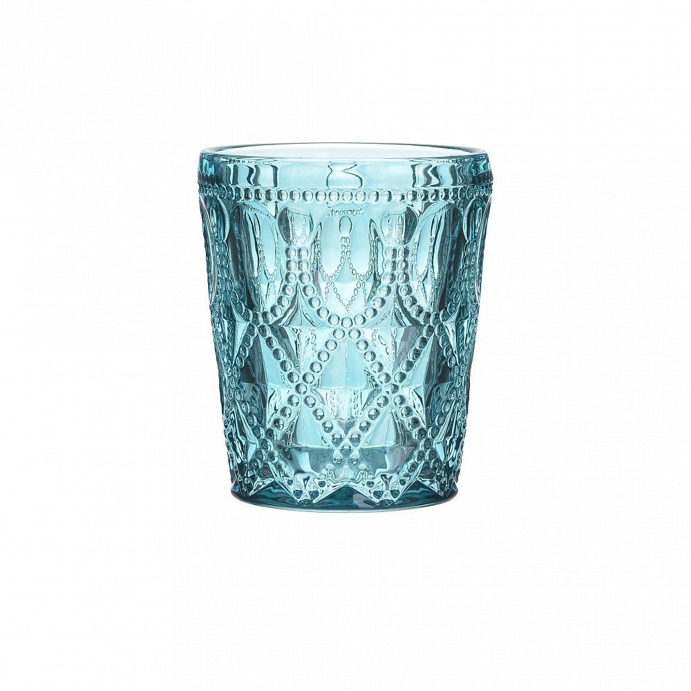 Набор бокалов, из 6 шт. Rita синего цвета