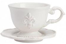 Чайная пара Tess Cream