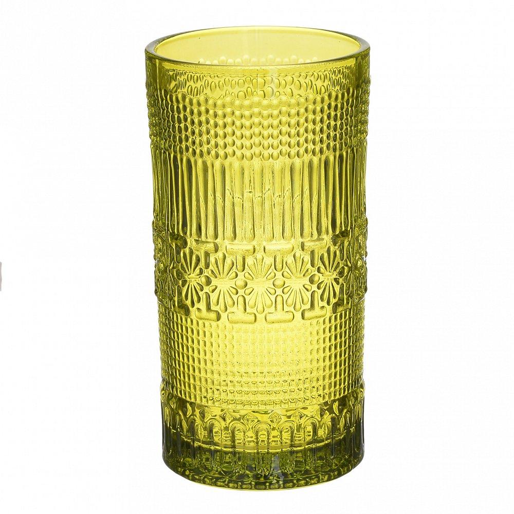 Набор бокалов, из 6 шт. Magy зелёного цвета