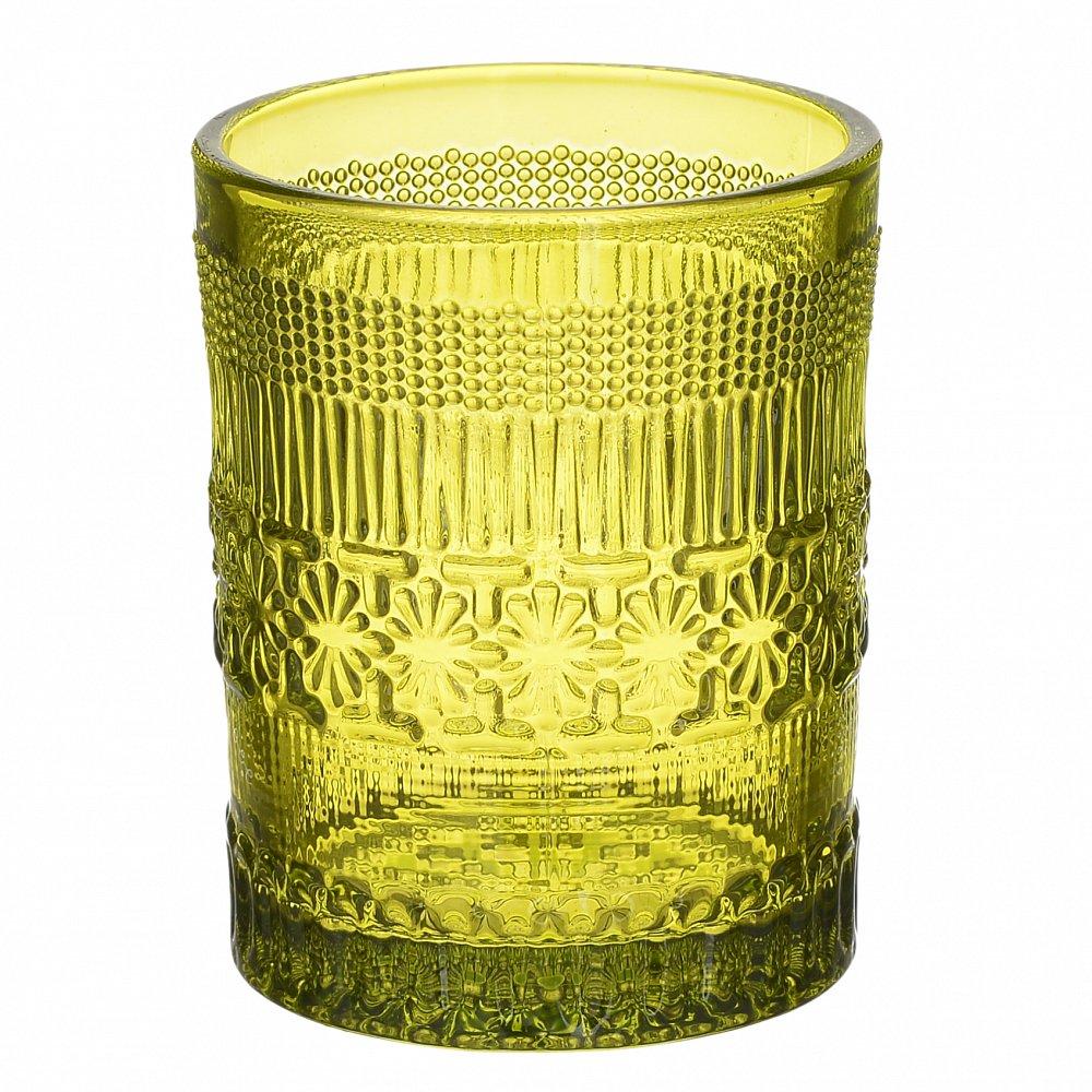 Набор бокалов, из 6 шт. Mouse зелёного цвета
