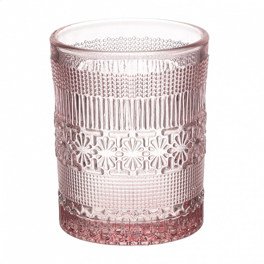 Набор бокалов, из 6 шт. Mola розового цвета