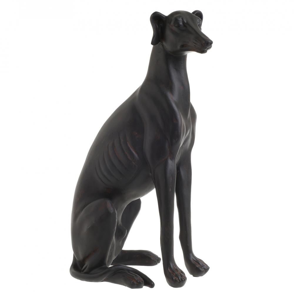 Статуэтка DOG коричневого цвета
