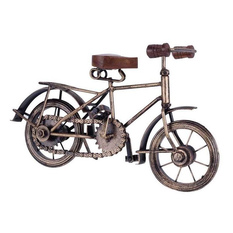 Модель велосипеда 10 латунь