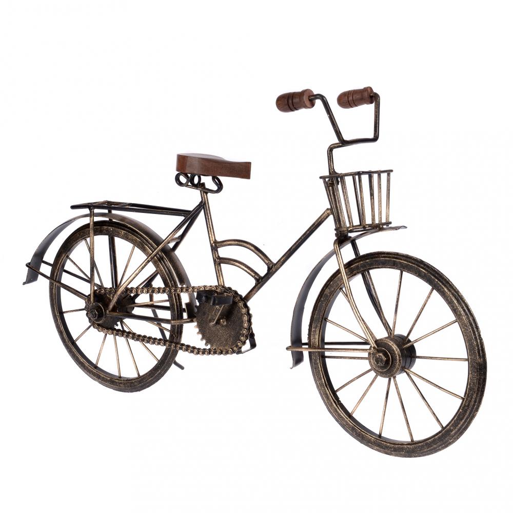 Модель велосипеда 13 латунь