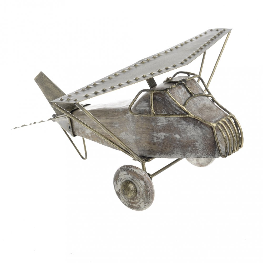 Модель аэроплана brown