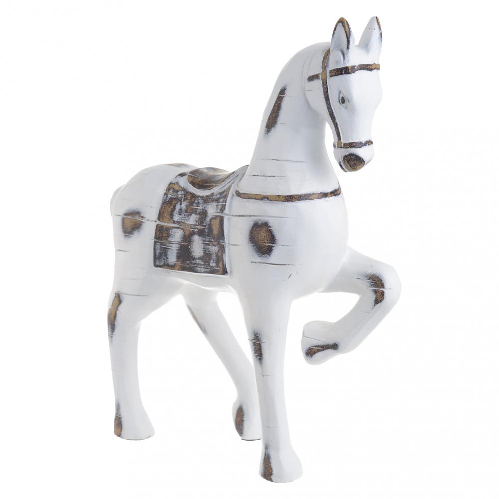 Лошадь White Horse