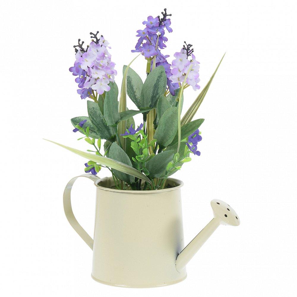Искусственный цветок в кашпо V&W