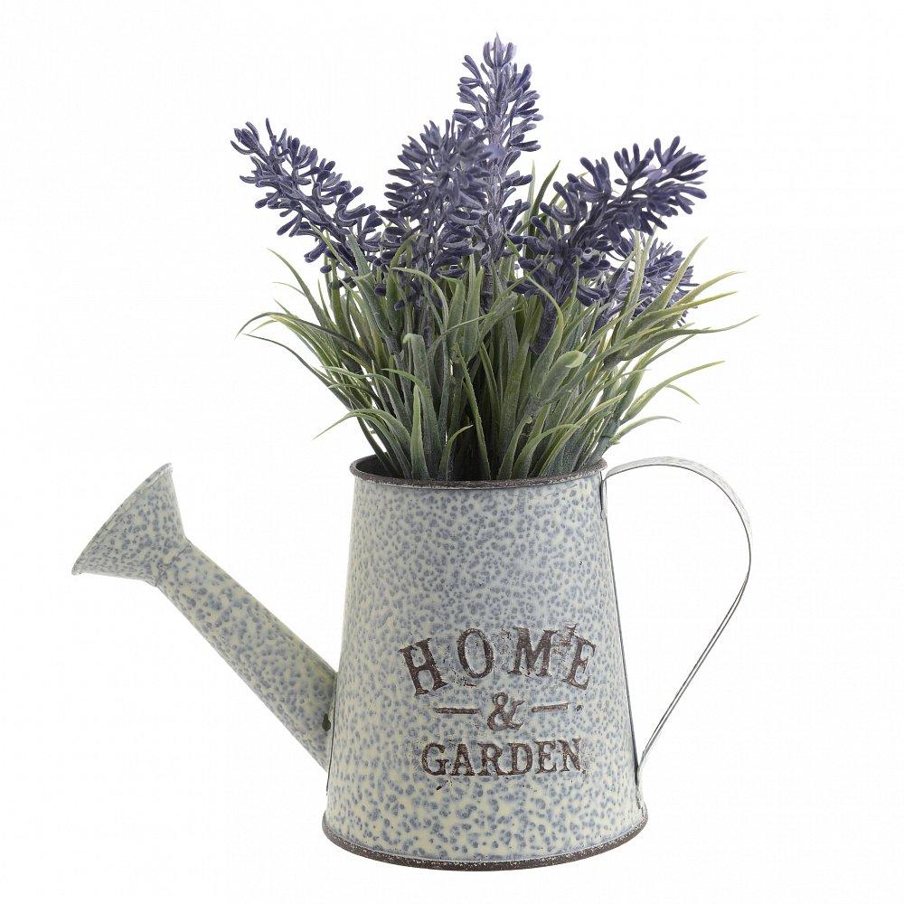 Искусственный цветок в кашпо H&G