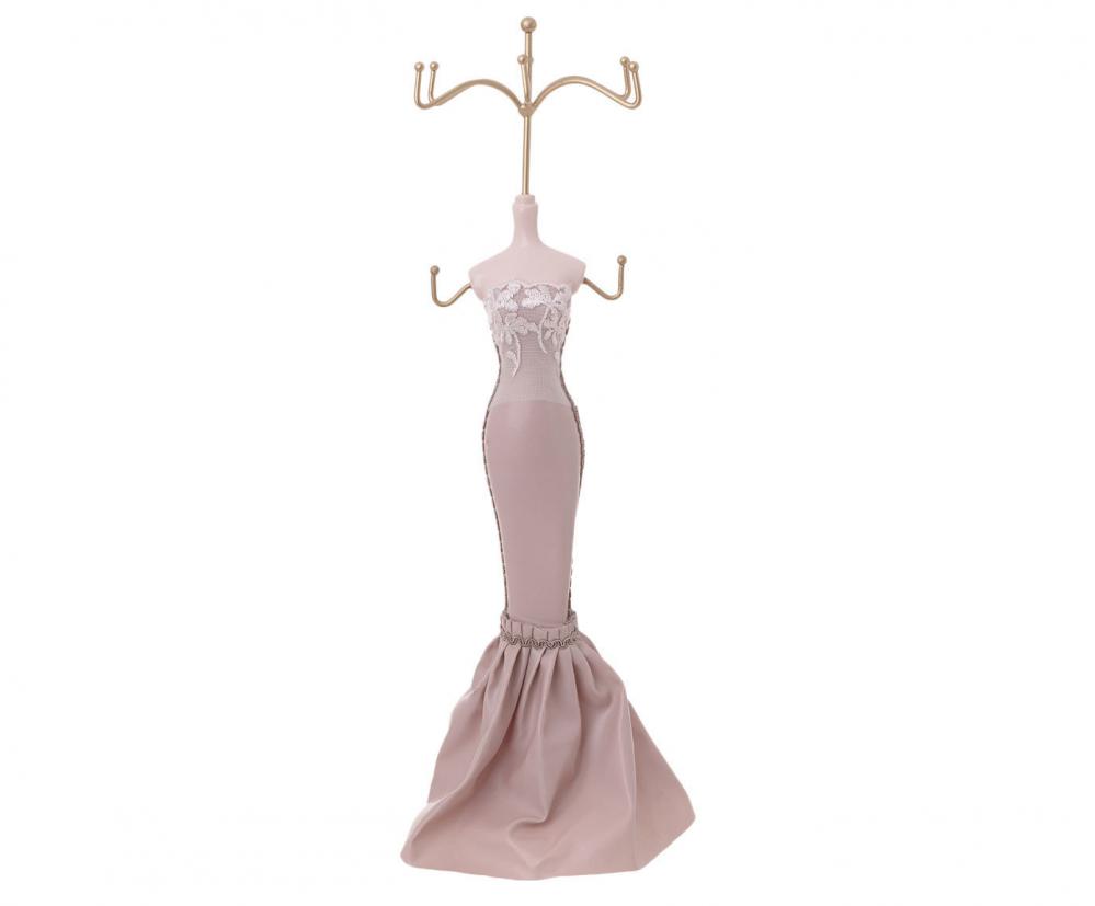 Подставка для украшений розового цвета