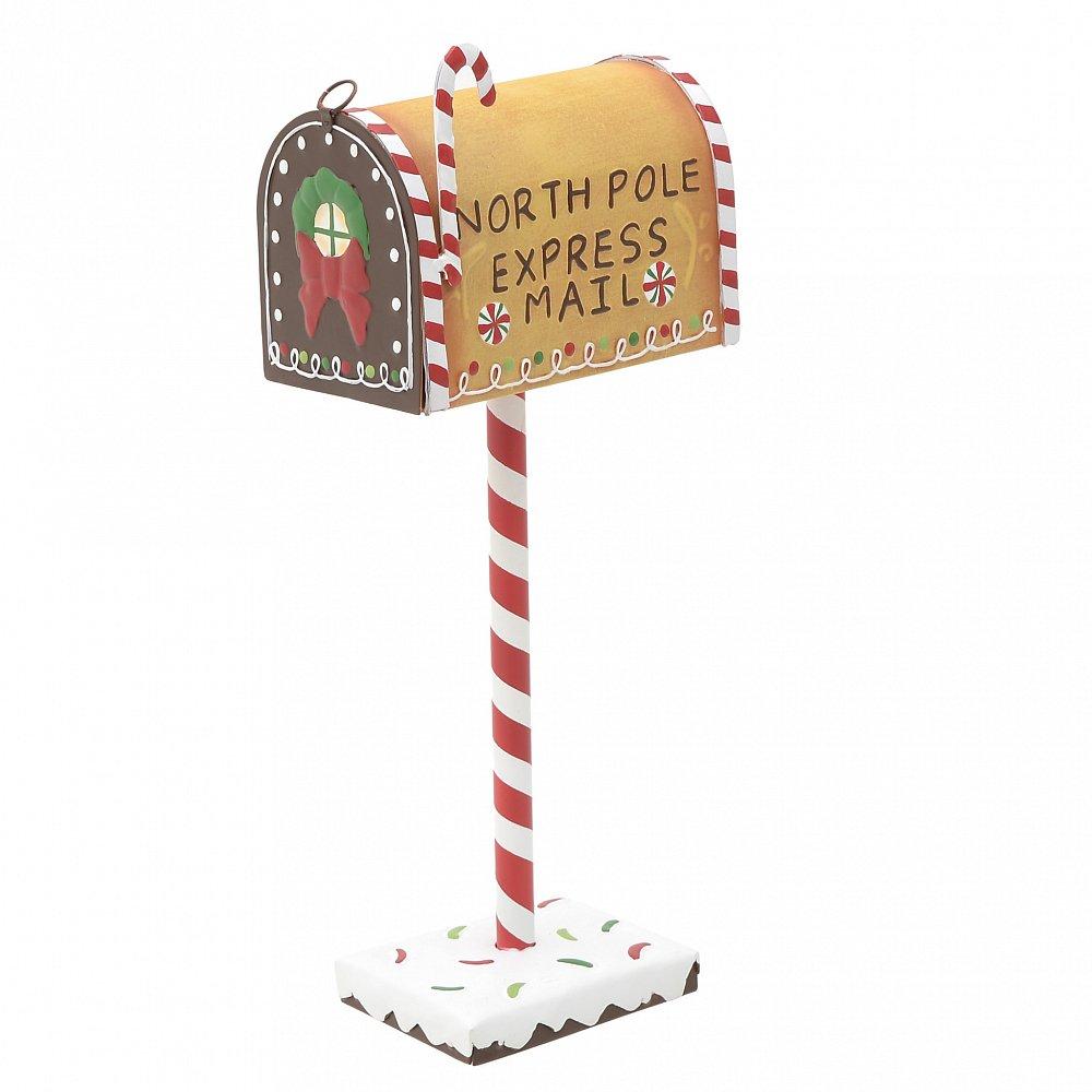Декор НГ Ящик почтовый