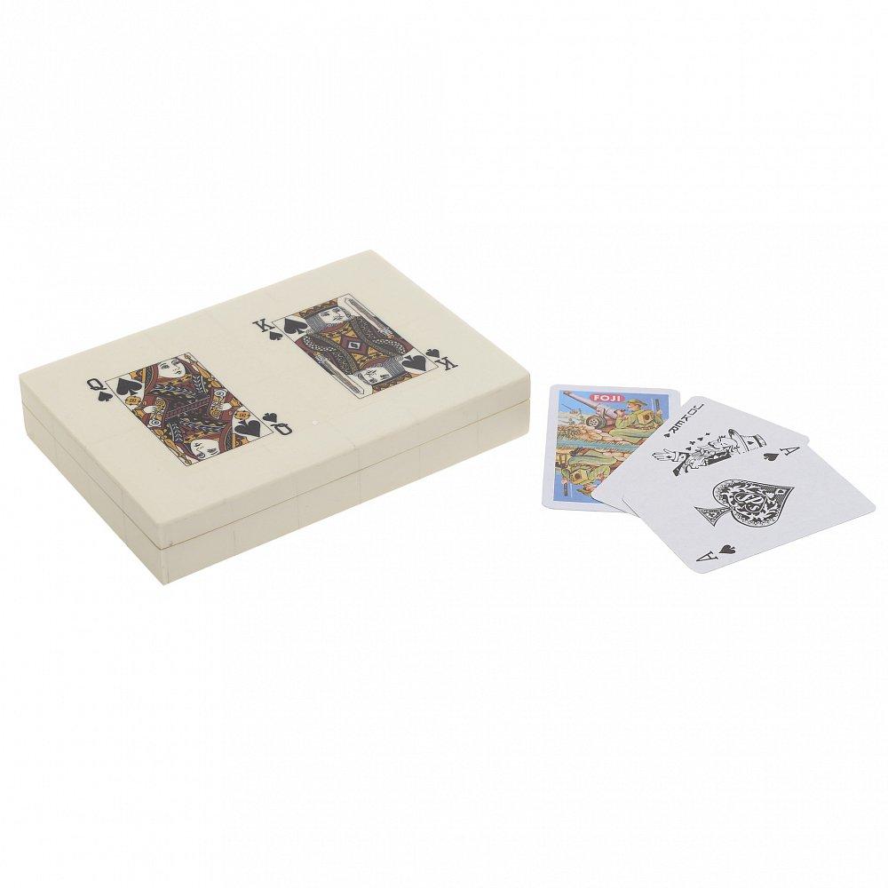 Декор настольный Игра Карты набор №2