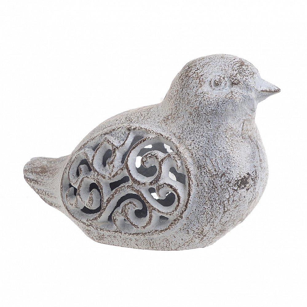 Декор настольный Птица полая с узором