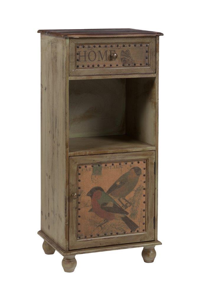 Купить Тумбочка Brody в интернет магазине дизайнерской мебели и аксессуаров для дома и дачи