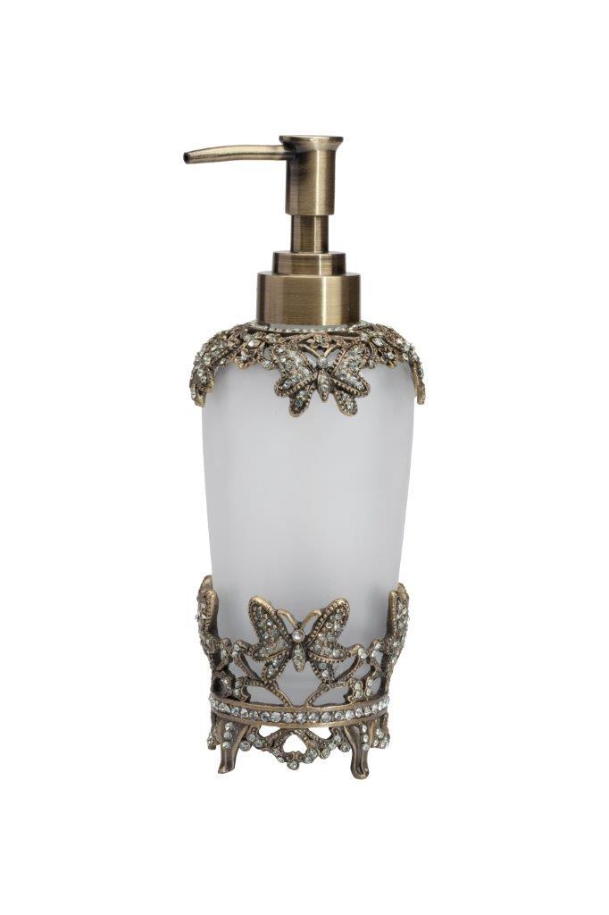 Купить Дозатор для жидкого мыла Lisette в интернет магазине дизайнерской мебели и аксессуаров для дома и дачи