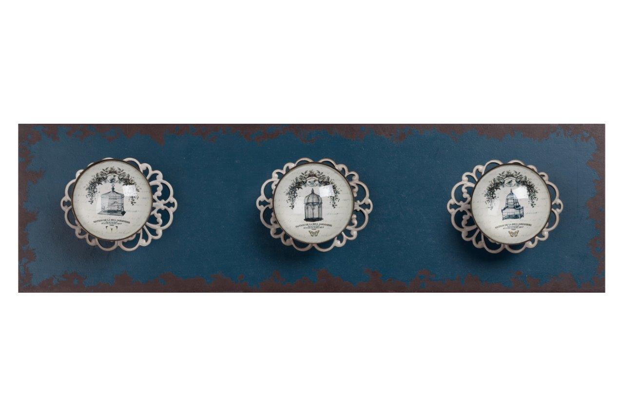 Купить Настенные крючки Bretagne в интернет магазине дизайнерской мебели и аксессуаров для дома и дачи