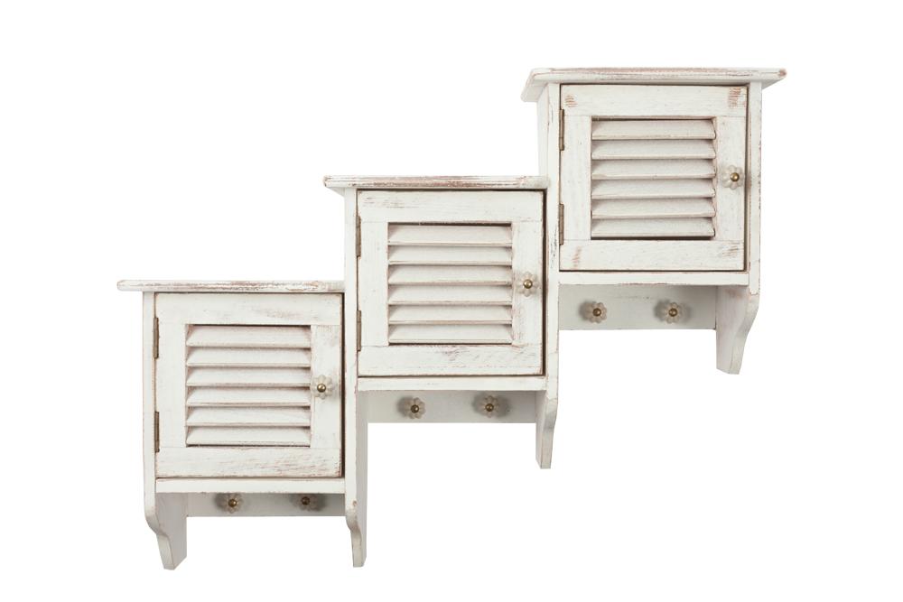 Купить Настенные шкафчики Rozlynn в интернет магазине дизайнерской мебели и аксессуаров для дома и дачи