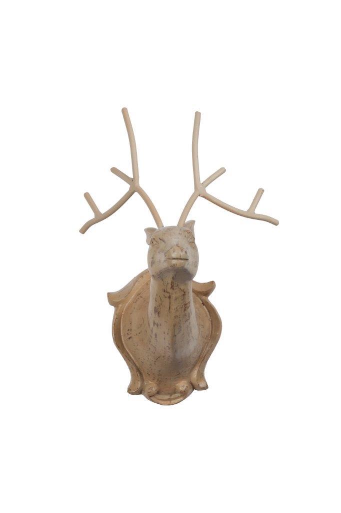 Купить Декоративная голова оленя Gareth в интернет магазине дизайнерской мебели и аксессуаров для дома и дачи
