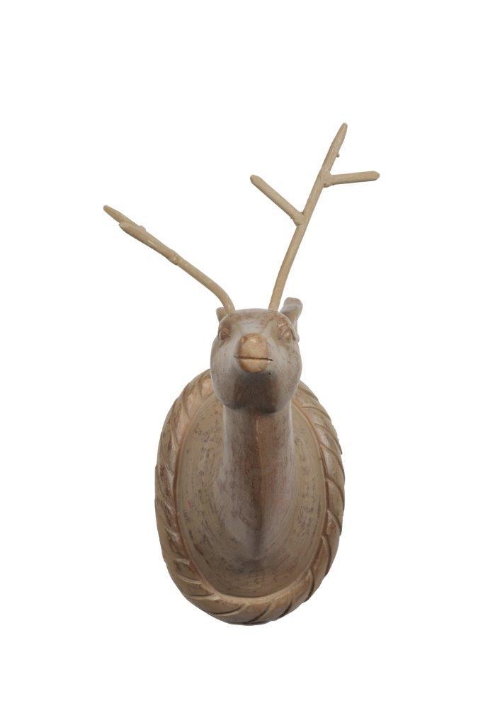 Купить Декоративная голова оленя Lamont в интернет магазине дизайнерской мебели и аксессуаров для дома и дачи