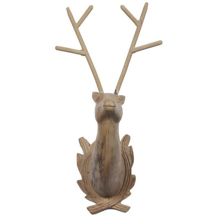 Купить Декоративная голова оленя Gael в интернет магазине дизайнерской мебели и аксессуаров для дома и дачи