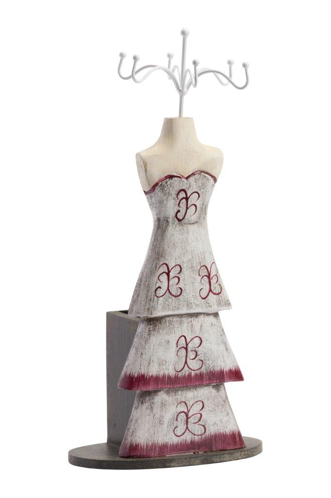 Купить Подставка для украшений Giovanna White в интернет магазине дизайнерской мебели и аксессуаров для дома и дачи