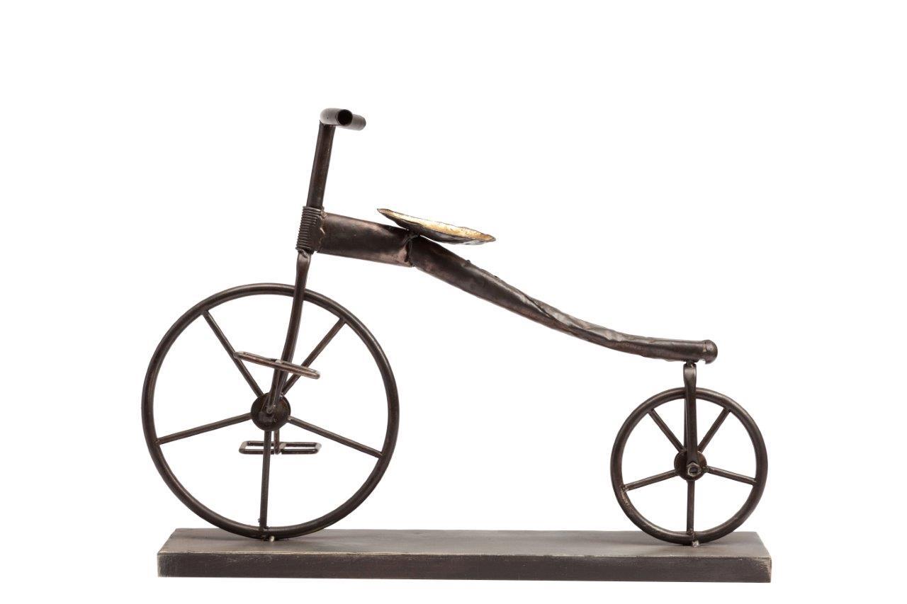 Купить Предмет декора ретро-велосипед Wolfgang в интернет магазине дизайнерской мебели и аксессуаров для дома и дачи