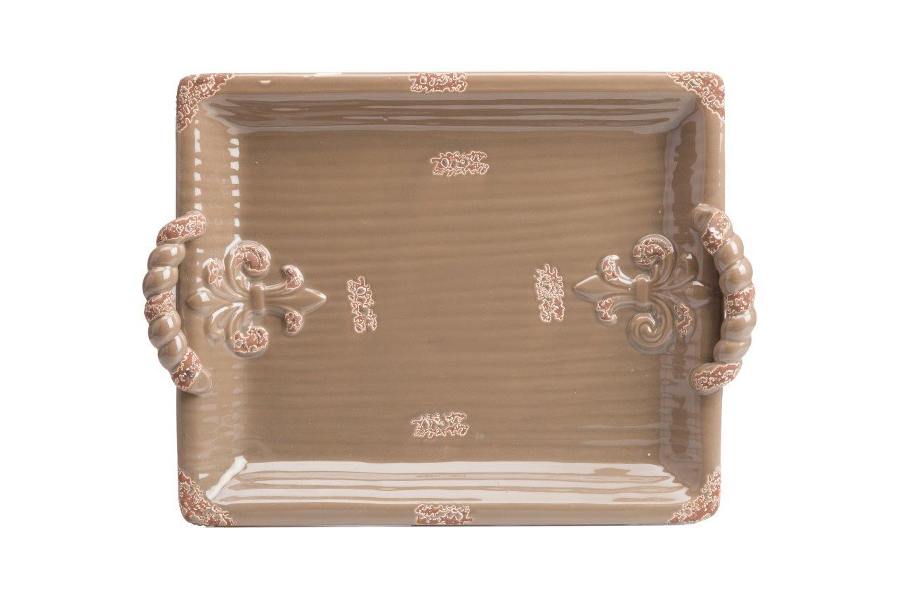 Купить Декоративный поднос Glen в интернет магазине дизайнерской мебели и аксессуаров для дома и дачи