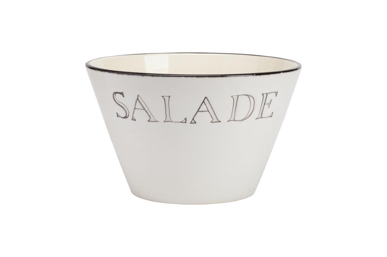 Купить Салатник Tabatha White в интернет магазине дизайнерской мебели и аксессуаров для дома и дачи