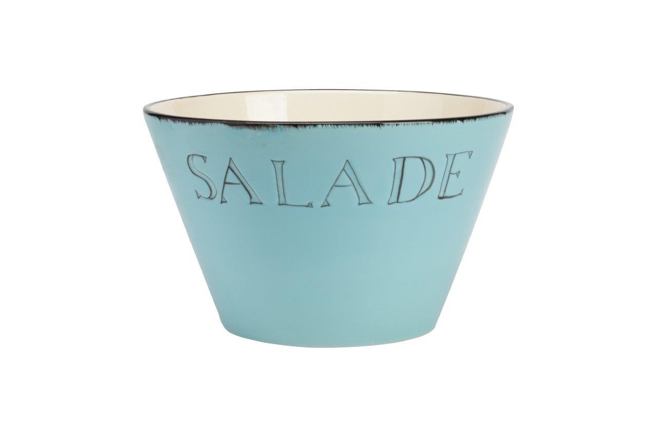 Купить Салатник Tabatha Blue в интернет магазине дизайнерской мебели и аксессуаров для дома и дачи