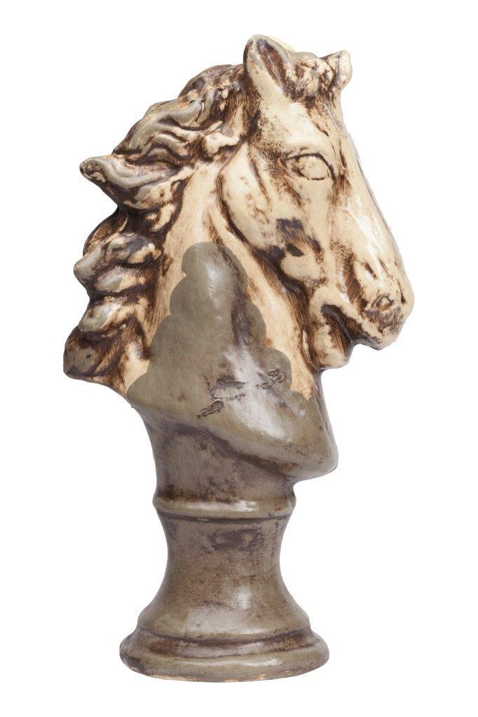 Купить Предмет декора статуэтка голова лошади Espion Grande в интернет магазине дизайнерской мебели и аксессуаров для дома и дачи