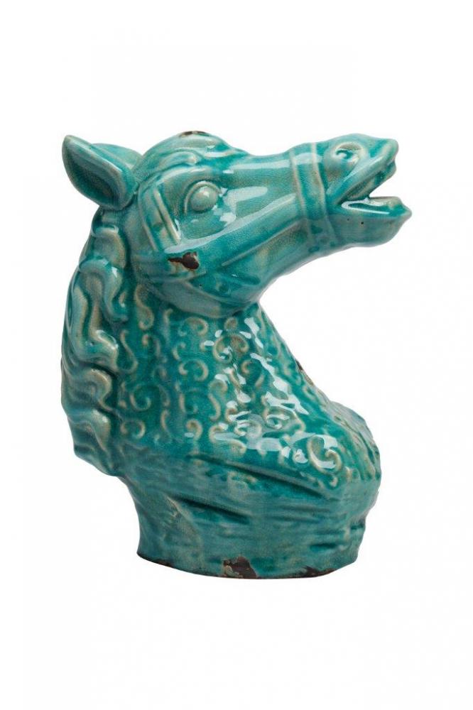 Предмет декора статуэтка голова лошади Cristobal, DG-D-1051