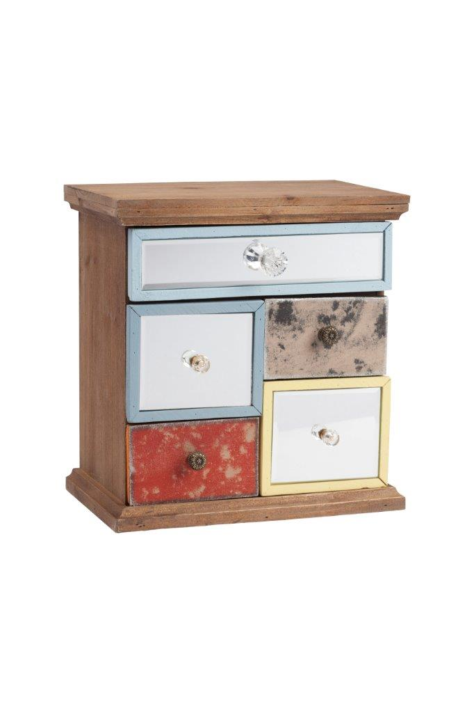 Купить Декоративный мини-комод Jaxson в интернет магазине дизайнерской мебели и аксессуаров для дома и дачи