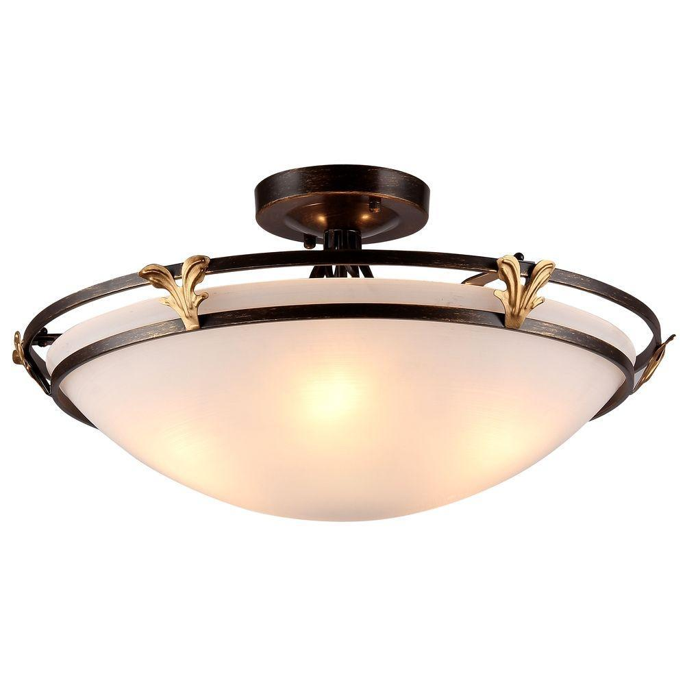Потолочный светильник Maytoni Combinare C232-CL-05-R