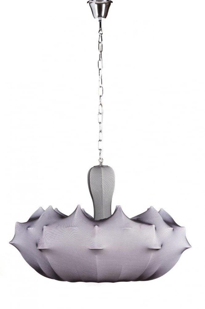 Подвесной светильник Olimpic DG-HOME Элегантный подвесной светильник Olimpic —  со стальным основанием, янтарного цвета,  крепится на изящной гибкой цепочке. Дивный  абажур в виде цветка изготовлен из ткани  на металлическом каркасе. Светильник надежен,  удобен, оригинален, создает уют и хорошее  настроение. Предназначен для использования  со светодиодными лампами. Длина провода  90 см.