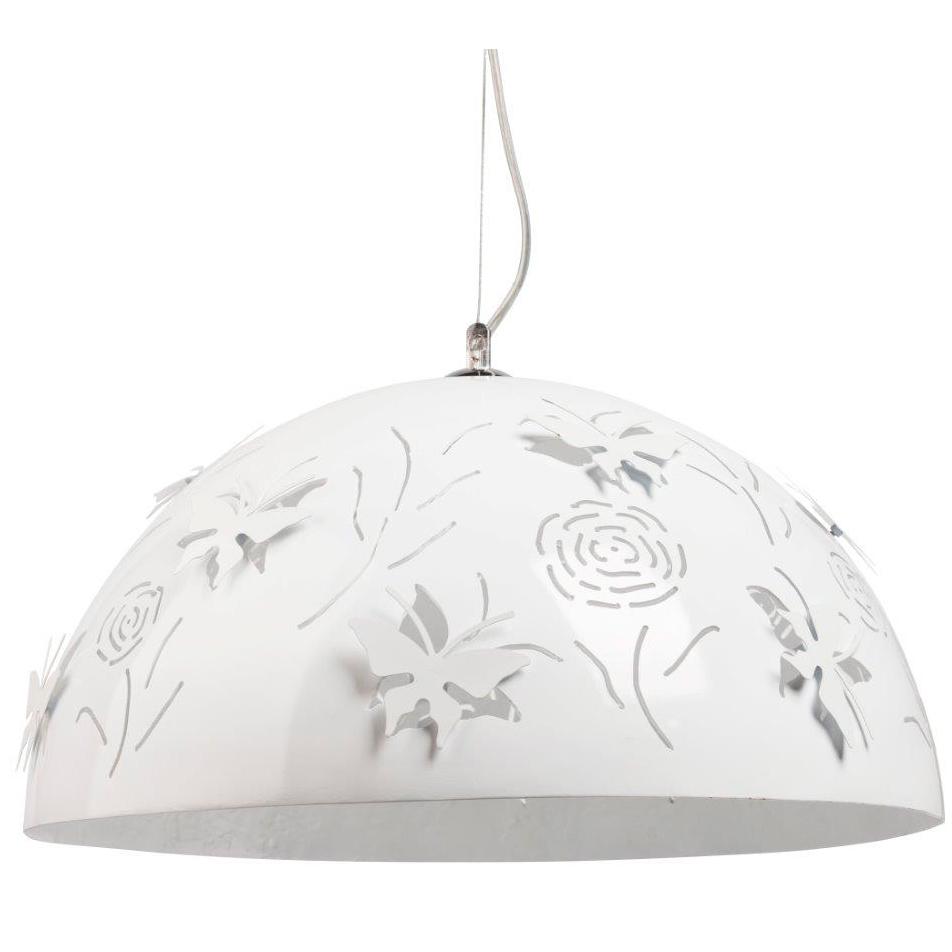 Подвесной светильник SkyGarden Flos Butterflies D50  White DG-HOME Достаточно включить потолочный светильник  SKYGARDEN BUTTERFLIES — и чистый, сияющий свет наполнит  атмосферу вашего дома гармонией и порхающими  бабочками. SkyGarden или Небесный сад — именно  так переводится название светильника —  обязательно будет радовать вас своим освещением  и эстетическим видом. Предназначена для  использования со светодиодными лампами.  Длина провода 80 см. Подарите себе кусочек  райского сада с подвесной лампой SKYGARDEN!