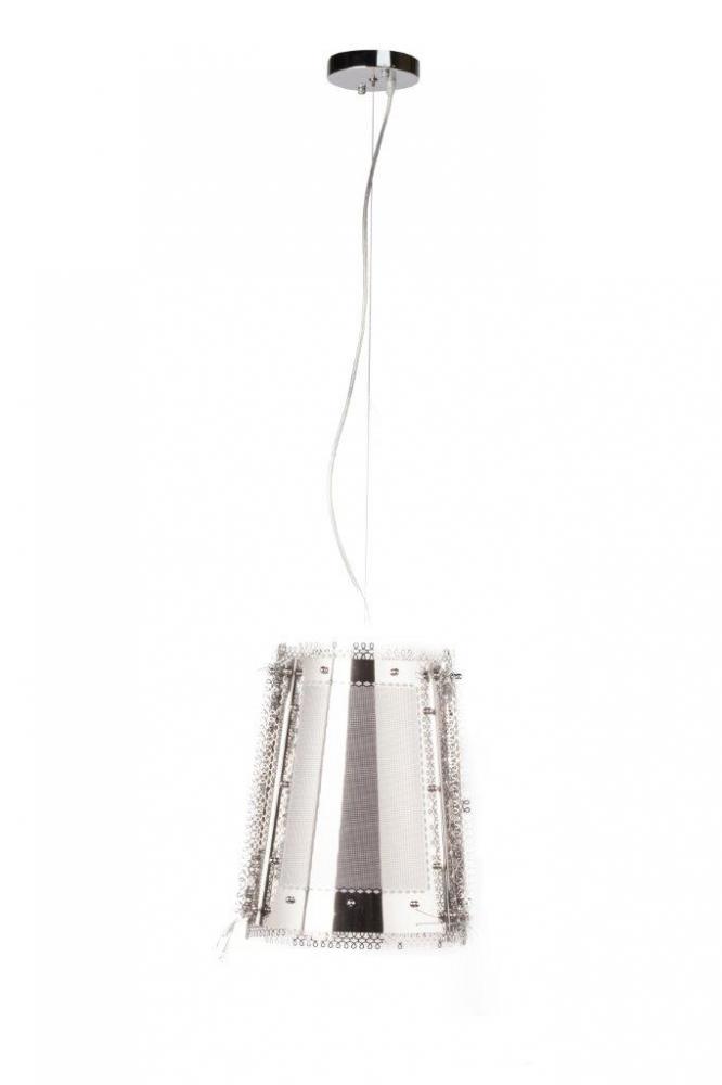 Подвесной светильник Carolla DG-HOME Подвесной светильник CAROLLA способен создать  изящный уют помещения. Красота светильника  способна привлечь многие взгляды, и невозможно  будет не приобрести столь очаровательную  деталь интерьера. Светильник можно подключать  к внутренней проводке и устанавливать на  потолке. Такой чудесный светильник придется  по вкусу и хозяевам дома, и их гостям. Лучше  всего его использовать в помещениях небольшой  площади в качестве зонального освещения.  Предназначен для использования со светодиодными  лампами. Длина провода 70 см.