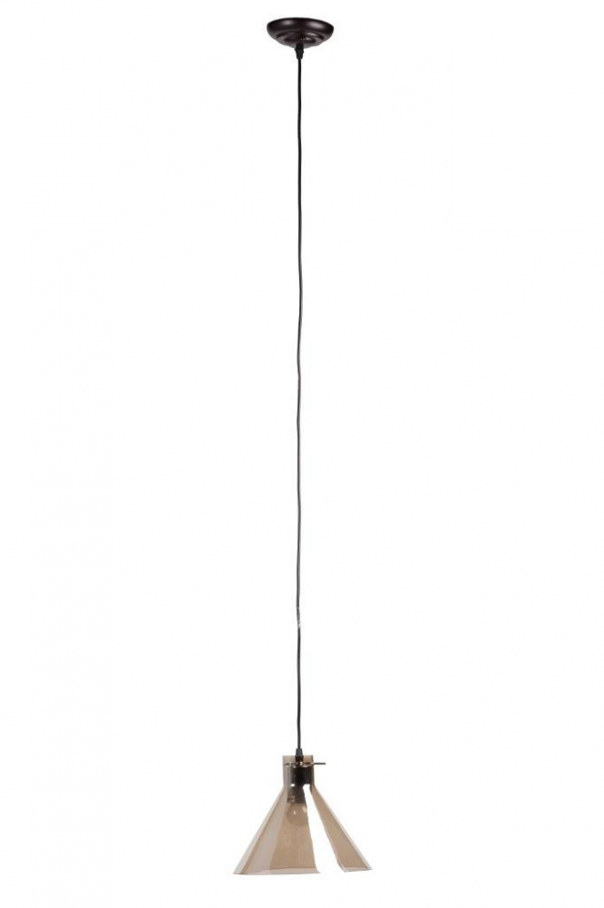 Подвесной светильник SavoyПодвесные светильники<br>Необычный подвесной светильник Savoy — со <br>стальным основанием янтарного цвета, крепится <br>на тонкой гибкой подвеске. Абажур изготовлен <br>из стекла в виде колбы. Светильник также <br>несет удобство и оригинальность. Предназначен <br>для использования со светодиодными лампами. <br>Длина провода 120 см.<br><br>Цвет: Бежевый, Прозрачный, Чёрный<br>Материал: Металл, Стекло<br>Вес кг: 1,5<br>Длина см: 24<br>Ширина см: 24<br>Высота см: 22