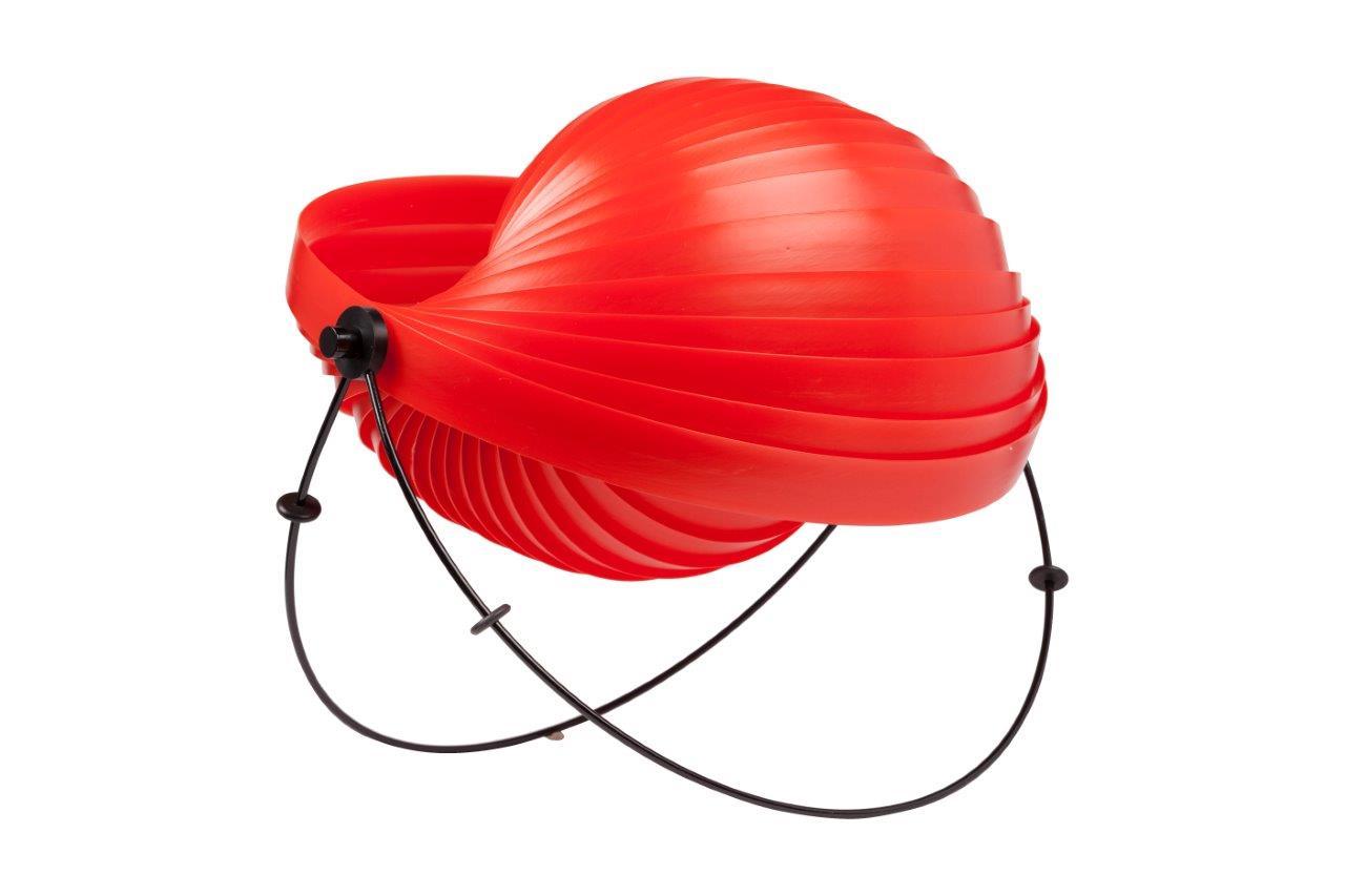 Купить Настольная лампа Eclipse Lamp Red в интернет магазине дизайнерской мебели и аксессуаров для дома и дачи