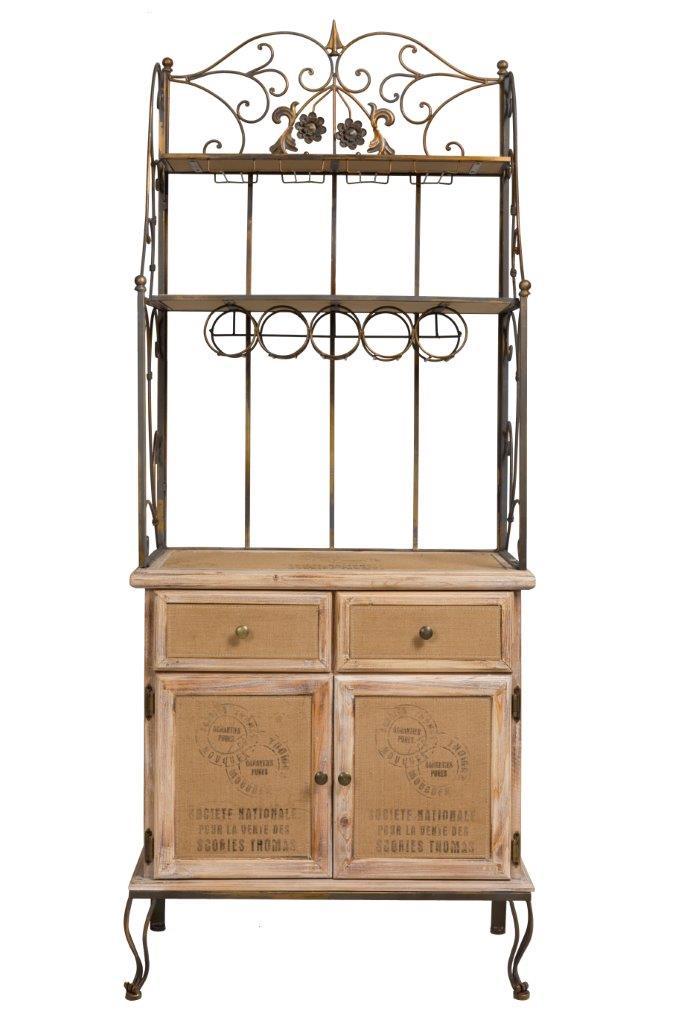 Винный шкаф Robinson | Шкафы и стеллажи