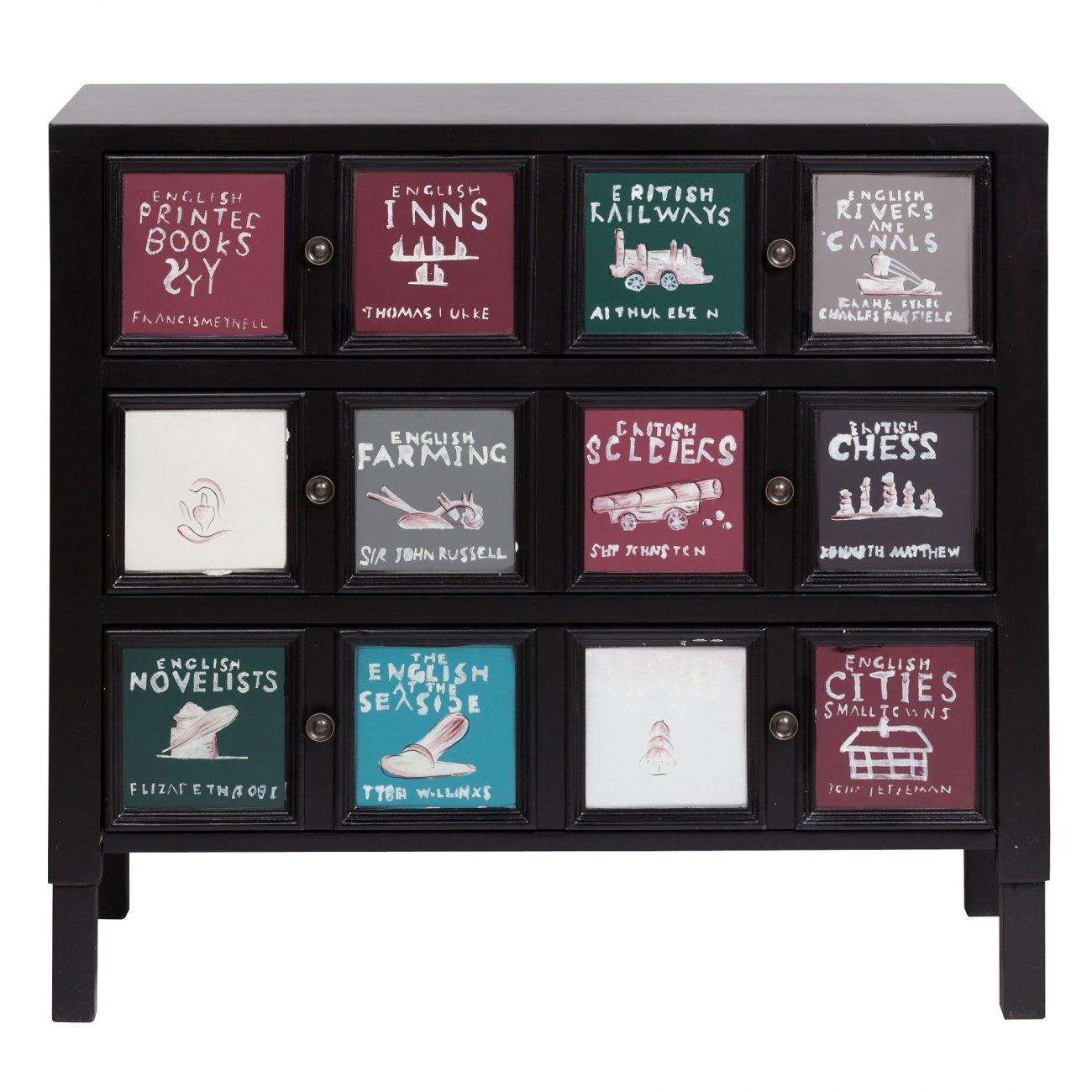 Купить Комод Salutto в интернет магазине дизайнерской мебели и аксессуаров для дома и дачи