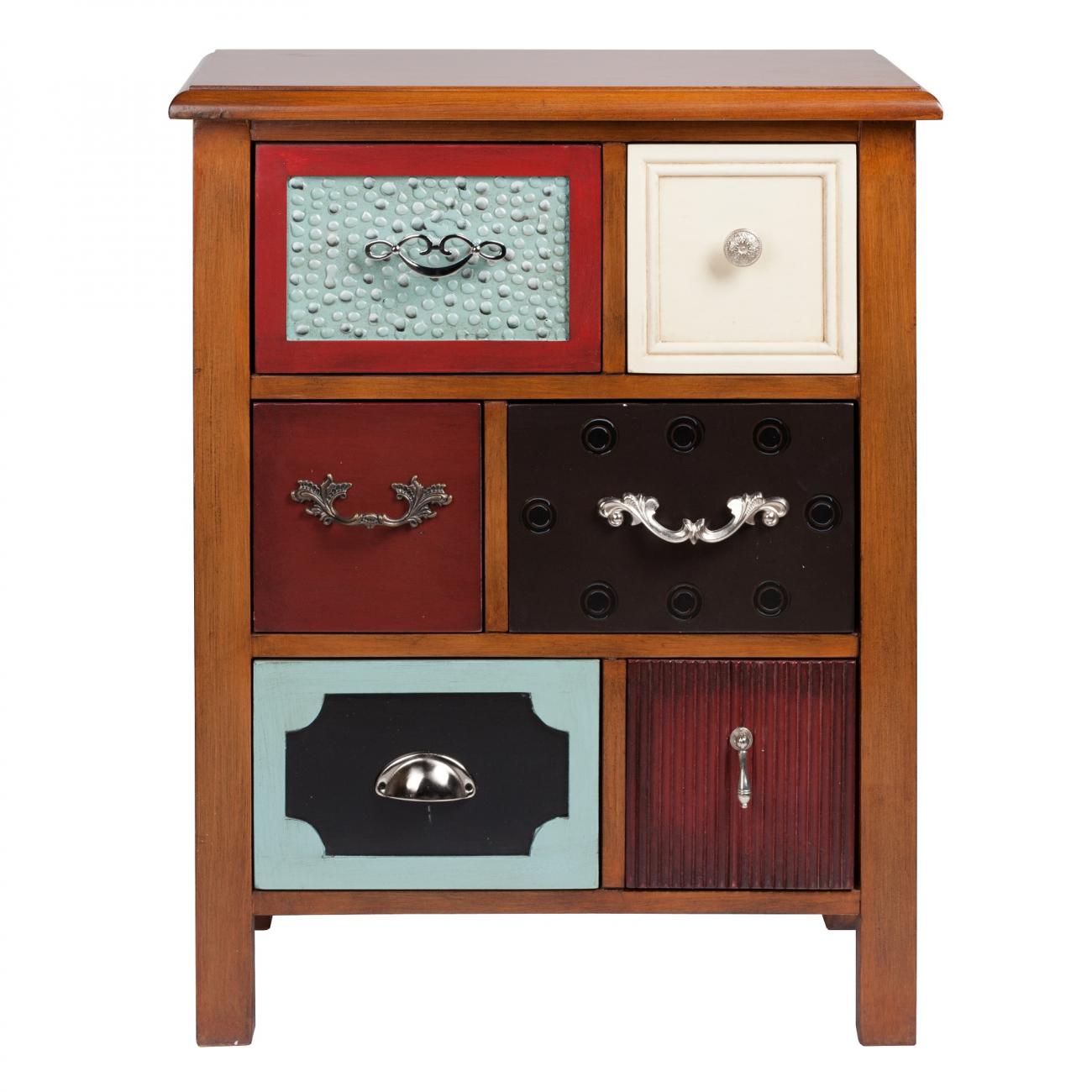 Купить Комод Hurtado (50*40*70) в интернет магазине дизайнерской мебели и аксессуаров для дома и дачи