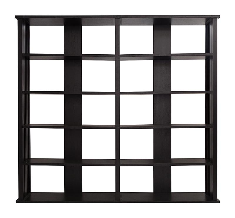 Купить Стеллаж Dilan Black (220*40*212) в интернет магазине дизайнерской мебели и аксессуаров для дома и дачи