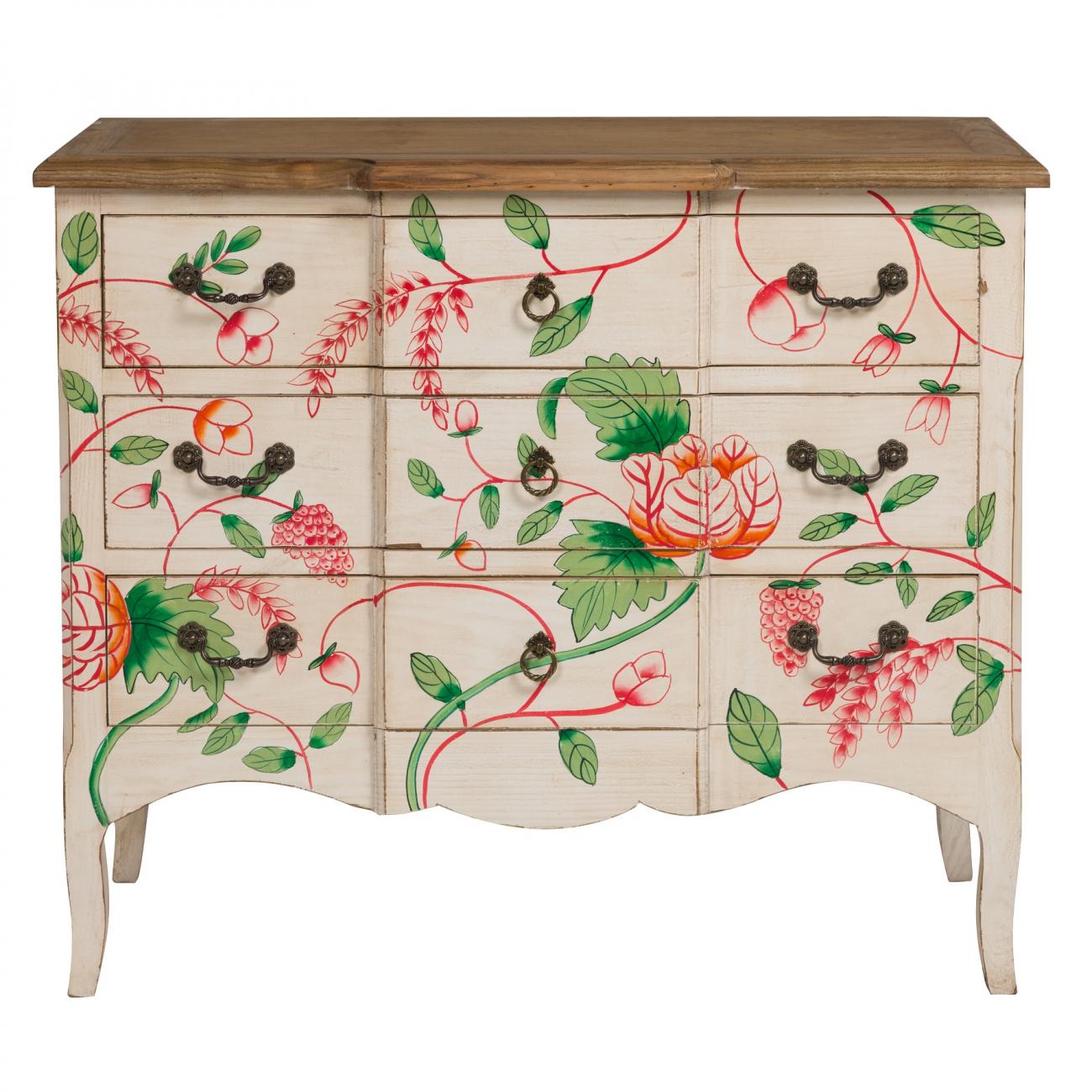 Купить Комод Florecimie в интернет магазине дизайнерской мебели и аксессуаров для дома и дачи