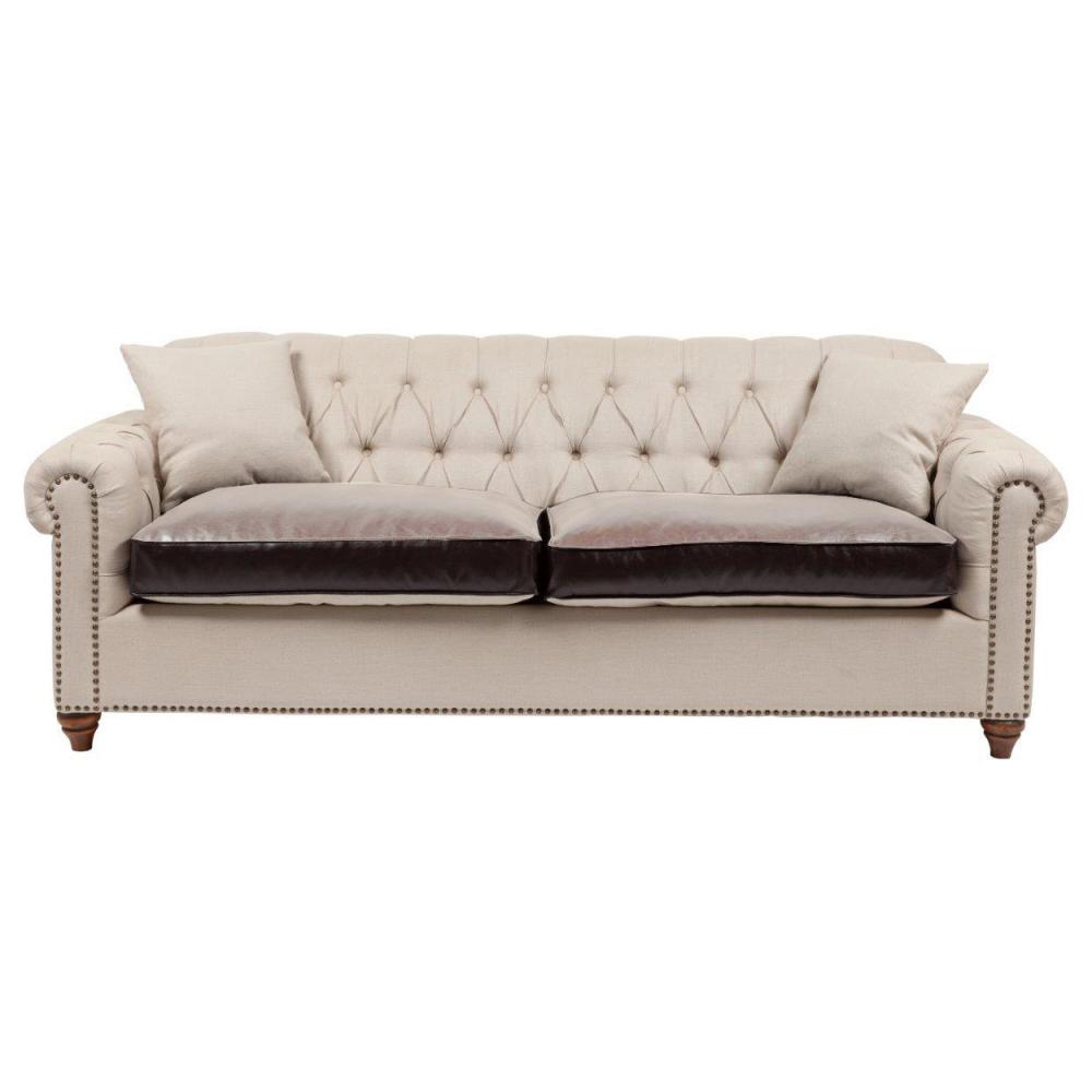 Диван PetroneДиваны<br>Стильный и практичный диван Petrone станет <br>вашим любимым местом отдыха. Диван изготовлен <br>на деревянном каркасе (берёза), покрыт бежевой <br>и коричневой кожей. Две маленькие подушечки <br>помогут вашей спине занять удобное положение. <br>Этот диван отлично подойдет для любителей <br>роскоши и, одновременно, строгости в дизайне <br>помещения, когда декоративные элементы <br>не отвлекают внимания. Прекрасно впишется <br>и в современный стиль интерьера. Его силуэт <br>не режет глаз, прекрасно взаимодействуя <br>с окружающей обстановкой, не выделяется <br>крикливостью, а подчеркивает стиль. Уютные <br>подлокотники и поддержка для спины приглашают <br>к отдыху. Благодаря крепким ножкам, он твердо <br>стоит на поверхности, а убирать под ним <br>можно без серьезного напряжения. При его <br>изготовлении использовался исключительно <br>качественный материал. Модель дивана от <br>знаменитого английского дизайнера Тимоти <br>Олтона (Timothy Oulton).<br><br>Цвет: Бежевый, Коричневый<br>Материал: Поролон, Экокожа<br>Вес кг: 48<br>Длина см: 215<br>Ширина см: 98<br>Высота см: 72