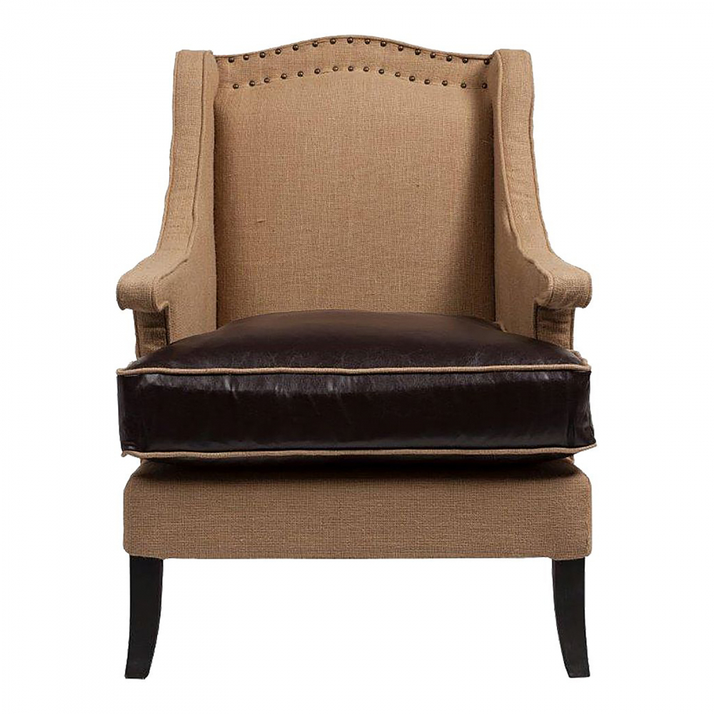 Кресло GrandechoКресла<br>Кресло Grandecho воплотило в себе сдержанную <br>элегантность и неброский шик. Выполненное <br>тонко и изящно, оно выглядит оригинально <br>и ненавязчиво, современно и, вместе с тем, <br>классически. Поэтому дополнить интерьер <br>кабинета или гостиной таким креслом будет, <br>пожалуй, лучшим решением для всех, кто ценит <br>стиль и изысканность. Будучи необычайно <br>комфортным, это кресло, тем не менее, имеет <br>дополнительную, делающую его еще более <br>удобным, опцию: высота посадки регулируется <br>использованием съемной подушки. Такая функциональность <br>становится еще одним приятным штрихом в <br>обширнейшем списке достоинств данного <br>кресла, включающем также эстетичность, <br>надежность, простоту ухода, безопасность <br>и доступную цену.<br><br>Цвет: Бежевый, Коричневый<br>Материал: Дерево, Поролон, Экокожа<br>Вес кг: 17,1<br>Длина см: 74<br>Ширина см: 80<br>Высота см: 101