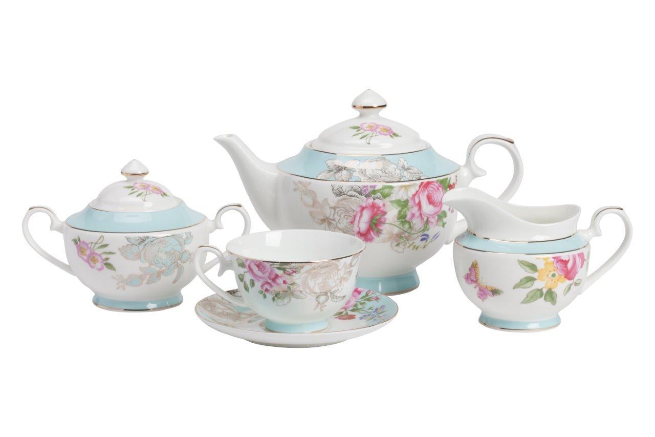 Купить Чайный сервиз Abuela в интернет магазине дизайнерской мебели и аксессуаров для дома и дачи